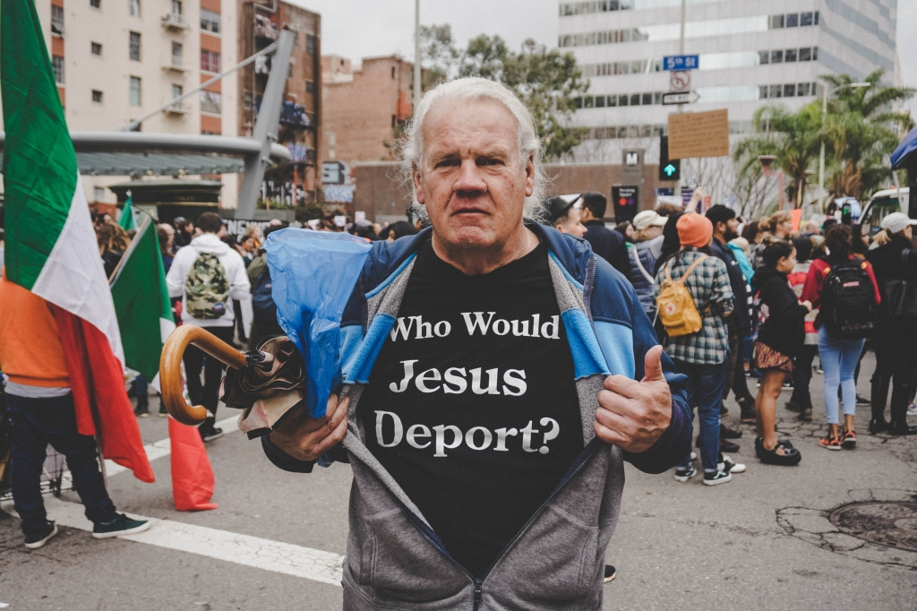 Who Would Jesus Deport
