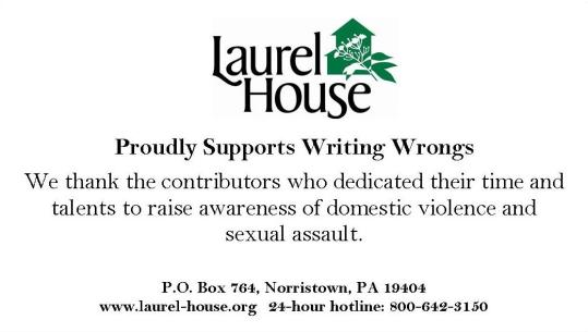 Laurel House Writing Wrongs